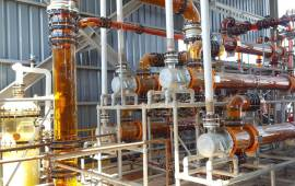 Condensers of Bromine Plant